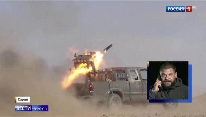 Сирия. Штурм Абу-Кемаля. Репортаж Поддубного с передовой