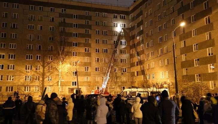 Ижевск: число погибших при обрушении дома увеличилось до шести человек
