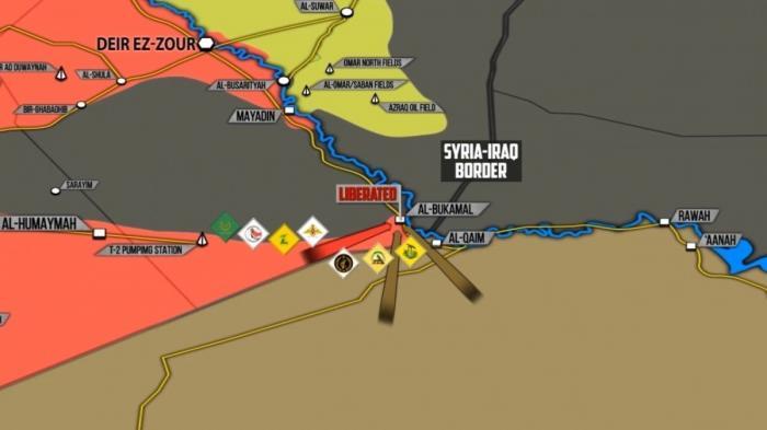 Сирия: Абу Кемаль наш! Наёмники США (ИГИЛ) потерпели сокрушительное поражение!