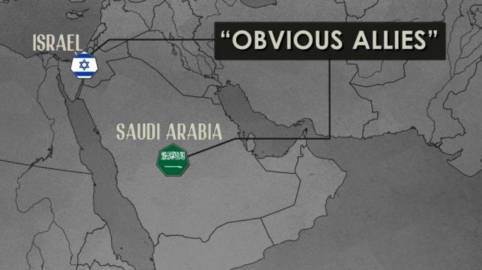 Бойня в Саудовской Аравии и союз Саудитов с террористическим Израилем
