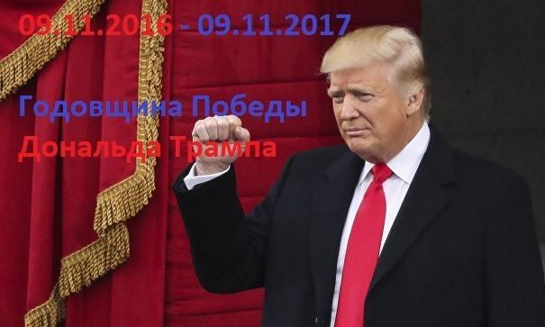 Что происходит в России и Мире: годовщина Дональда Трампа и наказание России
