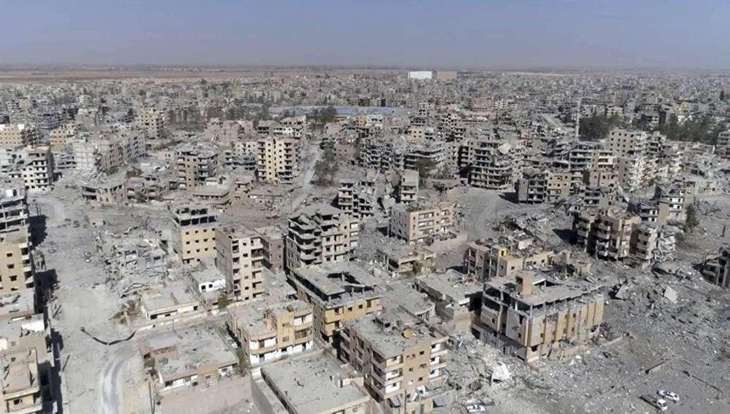 Постпредство Сирии при ООН рассказало, как США помогает боевикам ИГ