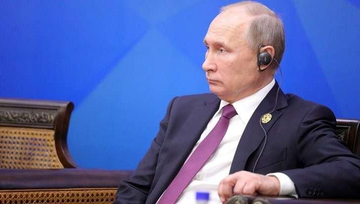 Владимир Путин и Дональд Трамп обменялись рукопожатием на саммите АТЭС