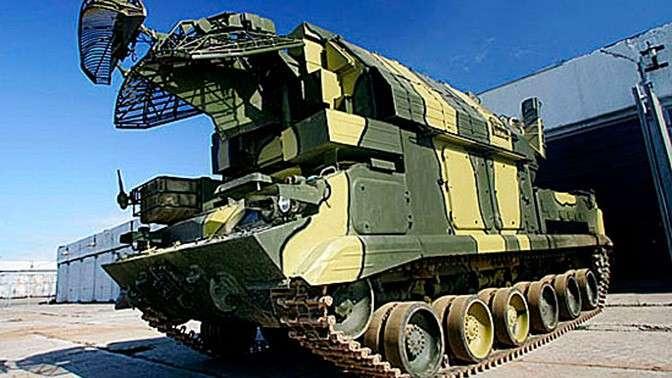 «Тор-М2» усилил зенитный ракетный полк Южного военного округа
