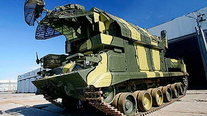 Зенитчики Ростовской области приняли на вооружение ЗРС «Тор-М2»