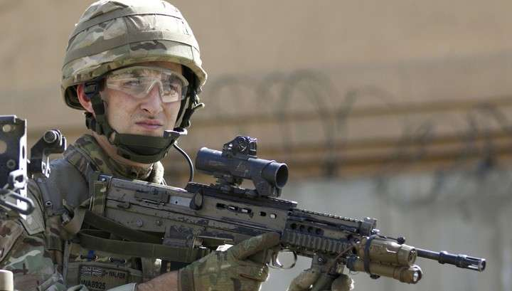 В Донбассе обнаружили разведывательное подразделение НАТО