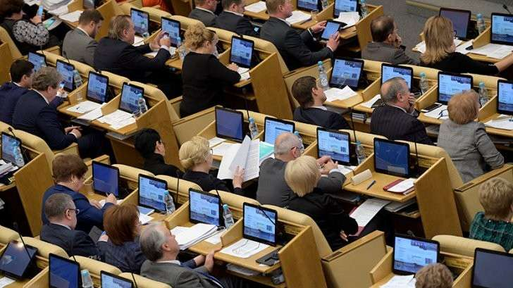 Госдума приступает к разработке зеркальных ограничений для иностранных СМИ в России