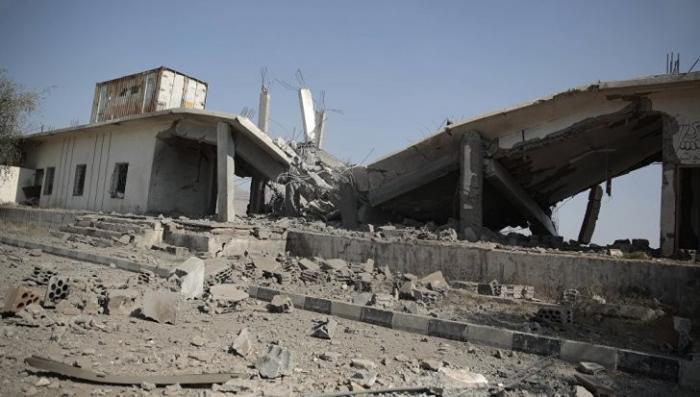 Саудовская Аравия нанесла два авиаудара по министерству обороны Йемена