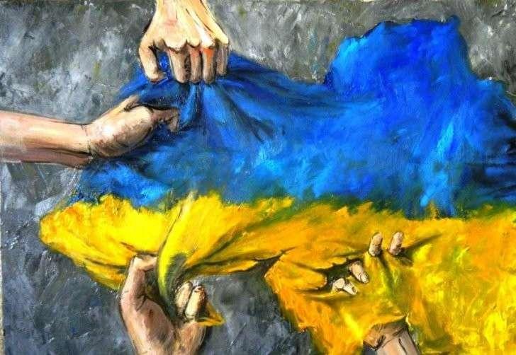 Расчленение Украины: шакалы вьются над свиньёй