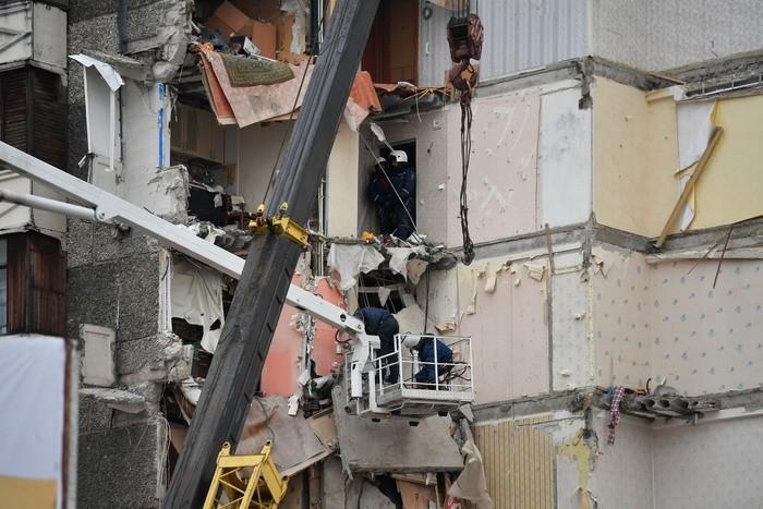Взрыв дома в Ижевске был спланирован – считают следователи