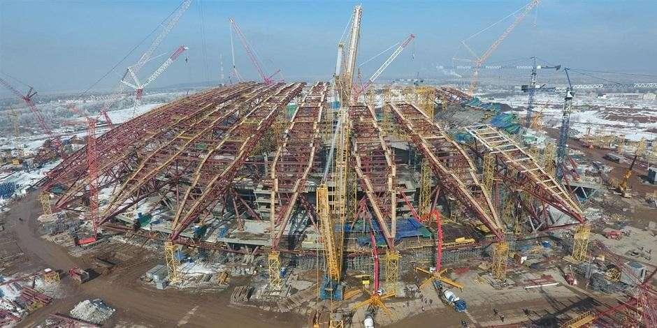 В Самаре пропали 2,5 млрд рублей на строительстве стадиона к ЧМ-2018