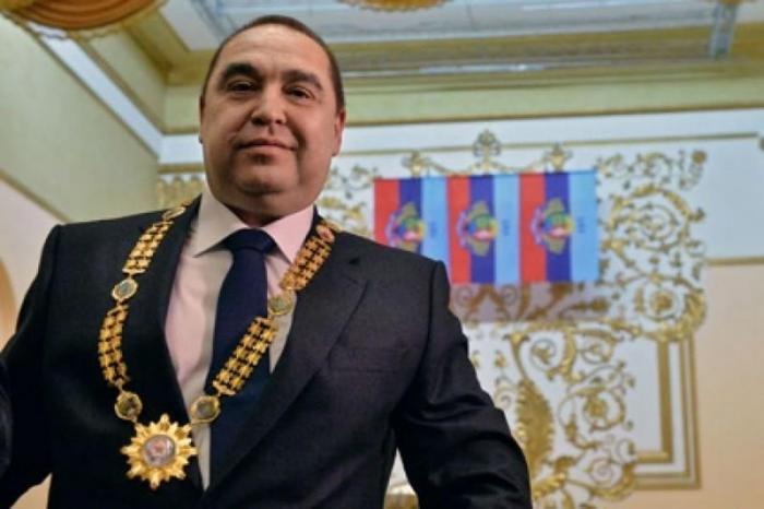 Глава ЛНР Плотницкий готовится бежать, громко хлопнув дверью