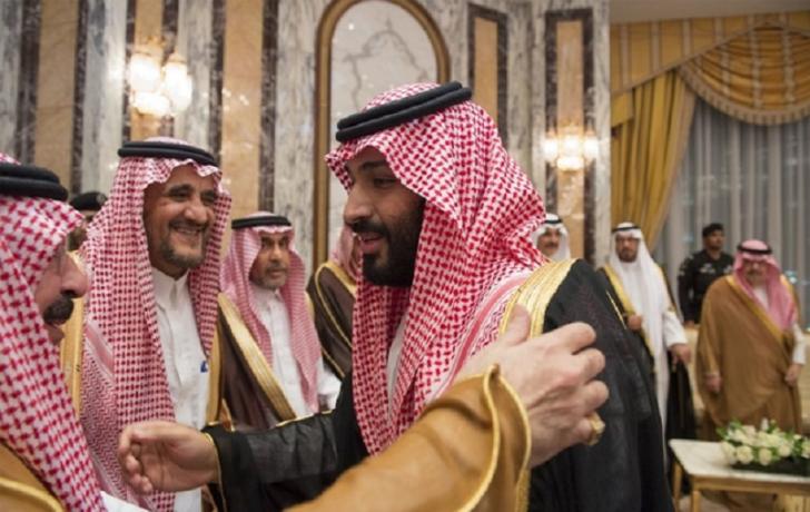 Саудовская Аравия: принц Салман арестовал основного приспешника США и спонсора террористов