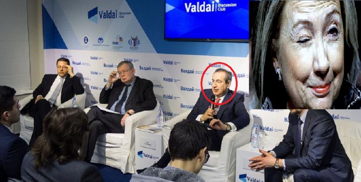 Таинственно исчез мальтийский академик Джозеф Мифсуд, пообещавший компромат на Клинтон