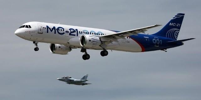 Серийное производство лайнера МС-21 начнётся в конце 2017 года