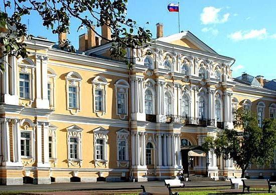 ВПетербурге открыли новый военный городок Суворовского училища