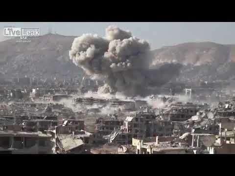 Сирия: русский «Змей Горыныч» уничтожил снайперов террористов одним махом