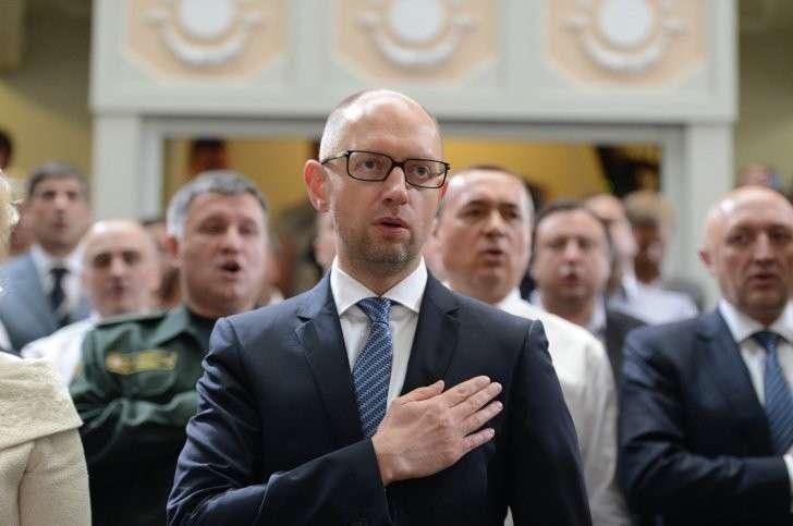 Украина: почему еврейство решило выдвинуть Яценюка в президенты раньше срока?