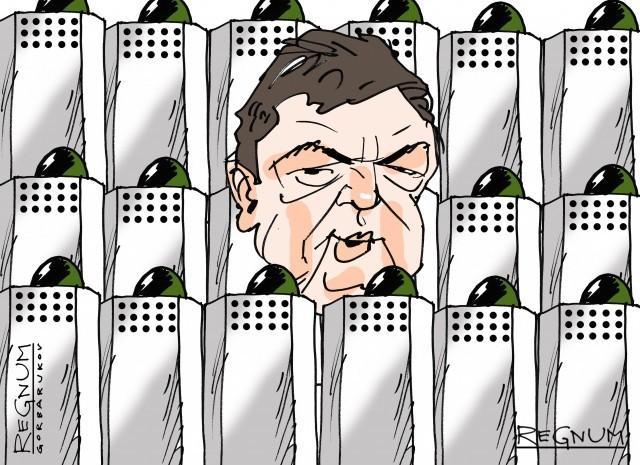 Восточная Европа к разделу Украины готова! Процесс пошел