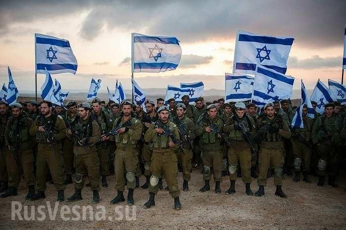Террористический Израиль против Сирии, Ирана и Ливана