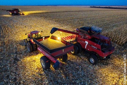 Слабый рубль превратил Россию в сельскохозяйственную сверхдержаву, WSJ