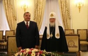 Теряем МЧС: Пучков и Гундяев подписали соглашение о сотрудничестве