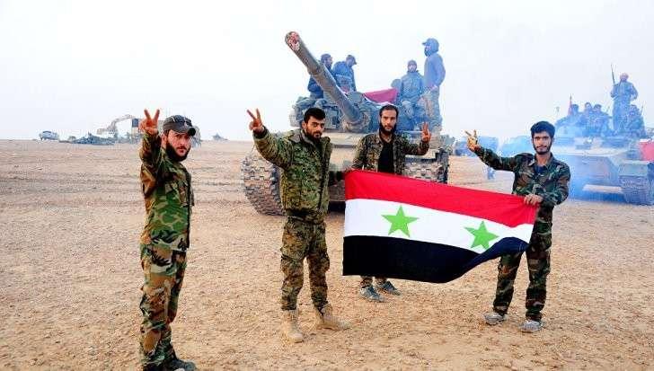 Сирия просит ООН остановить военные преступления США на своей территории