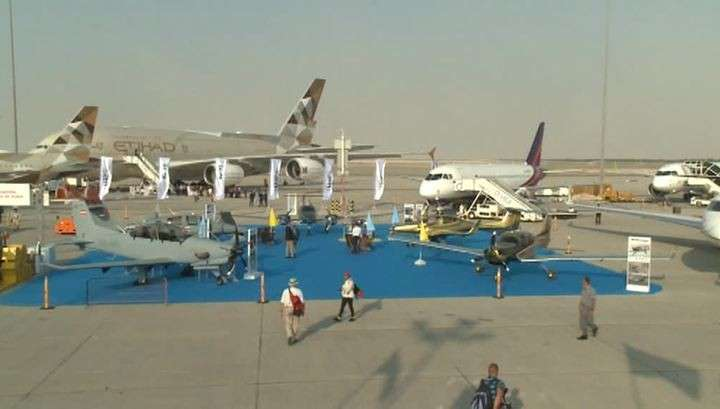 В ОАЭ начался ежегодный авиасалон. Ожидаются новинки