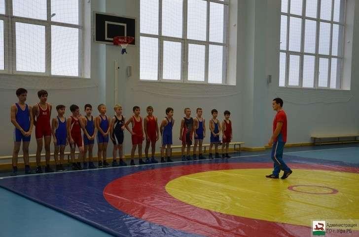 ВУфе открыли школу на1250 мест