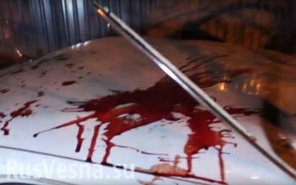 Страшные смерти карателей «АТО»: нечеловеческие муки и залитые кровью машины