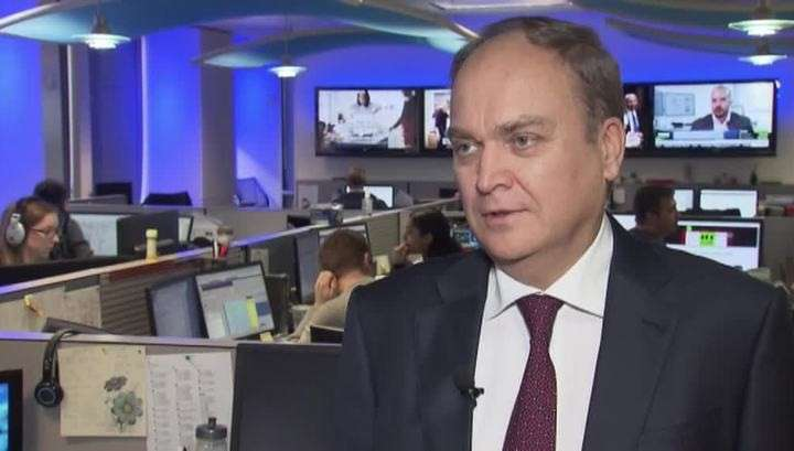 Посол России в США поддержал RT