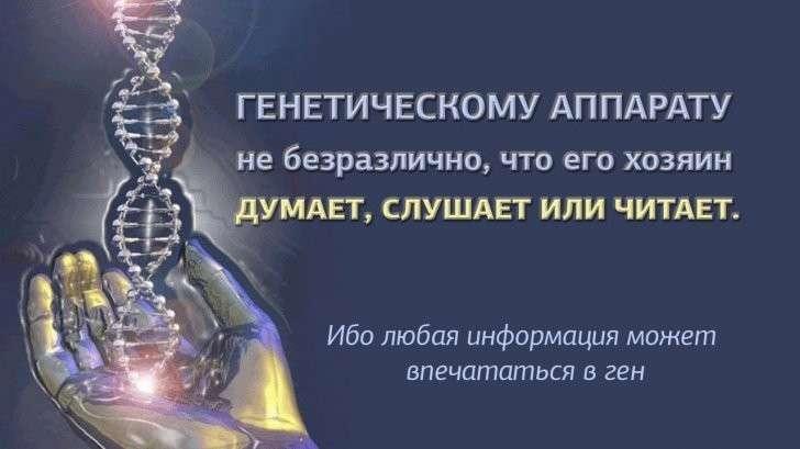 Русские слова, которые вызывают мутагенный эффект огромной силы