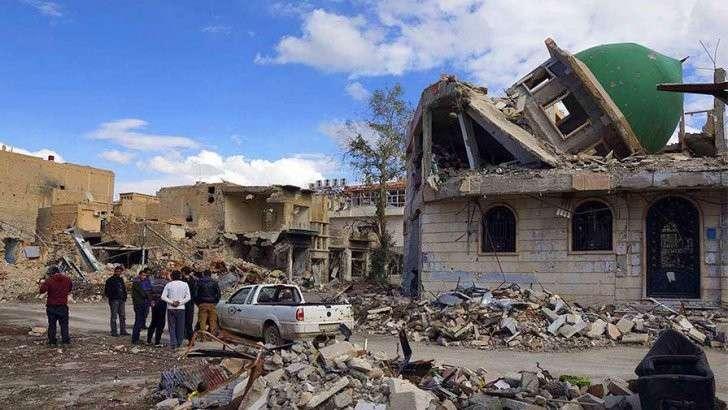 Сирия. Вся правда про Абу-Кемаль: рассказ шокированного очевидца