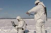 Ивановский батальон ВДВ высадился в Арктике