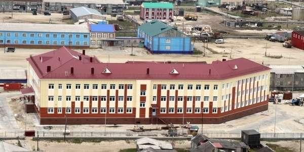 В ЯНАО открылась новая школа