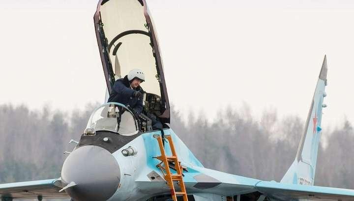 Испытания новейшего МиГ-35 завершат до конца 2017 года