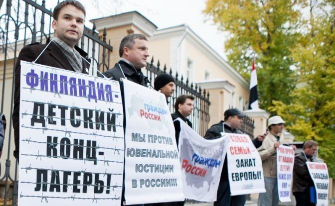 Почему некоторые финны так сильно стали ненавидеть русских