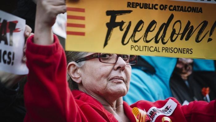 Каталония: доказательства вмешательства русских хакеров нет но они во всём виноваты