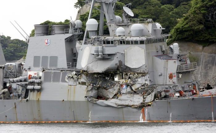 ВМФ США: Мама, позвони в Пентагон, у нас тут все сломалось