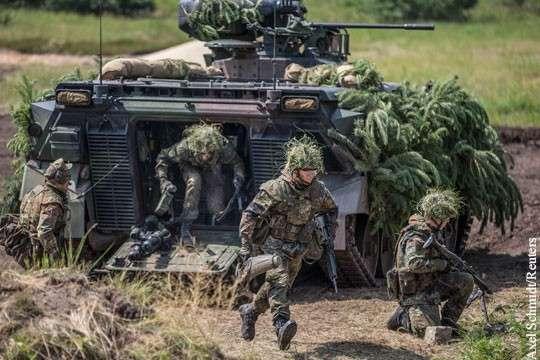 Европа перестраховывается на случай распада НАТО