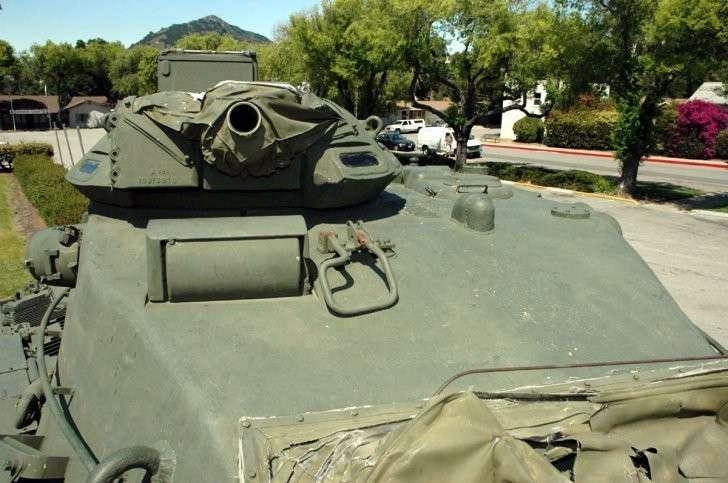 Как НАТО на границе свои новые танки испытывала, и чем это закончилось