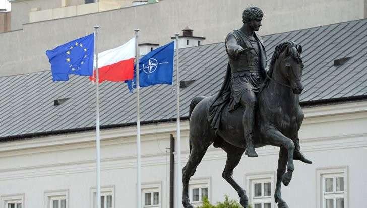 Глобалисты ЕС карают Польшу санкциями за противодействие Германии