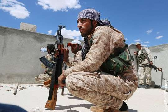 Сирия: а взят ли на самом деле Абу-Камаль?