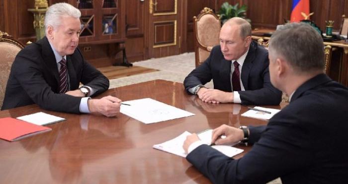Владимир Путин одобрил проект нового «лёгкого» метро в Москве