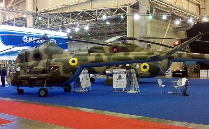Как гвинтокрилые соколы Порошенко дадут бой русским «Аллигаторам»