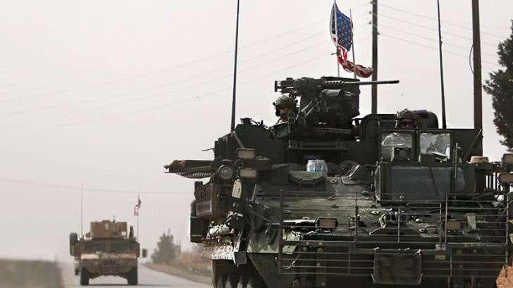 Представитель МИД Мария Захарова официально назвала США – оккупантами
