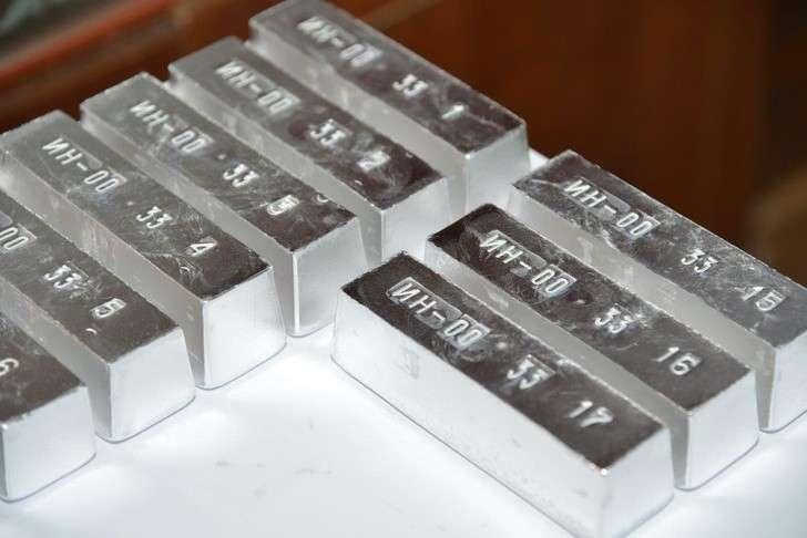 Челябинские металлурги совершили прорыв вочистке индия