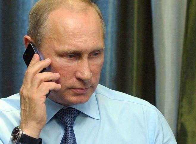 Звонок Владимира Путина лидерам ДНР и ЛНР озадачил киевскую хунту