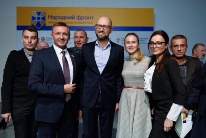 Украина: слёт сионсткой нечисти перед разделом незалежной