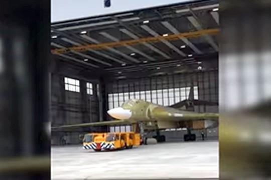 Модернизированный Ту-160 даст русским ВКС новые возможности